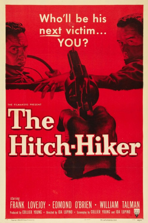 Hitchhiker - Poster