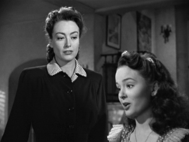 Joan Crawford anf Bitch (Mildred Pierce)