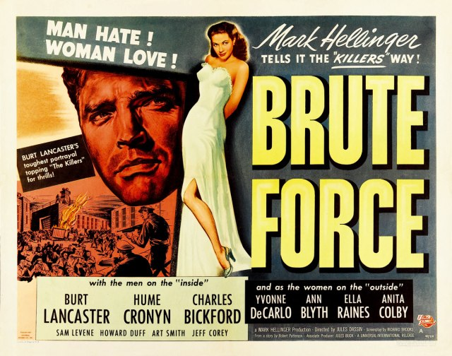 Brute Force_Movie Poster