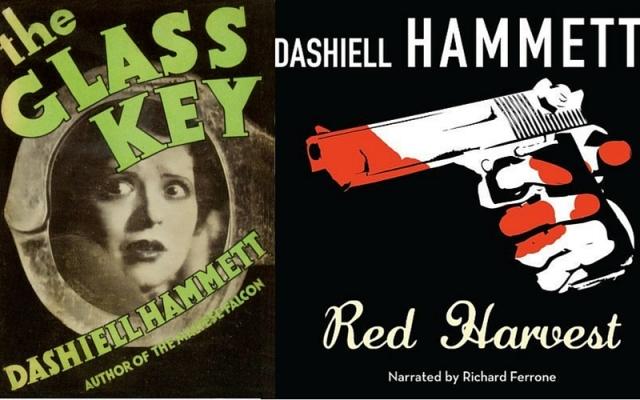DashiellHammettBooks