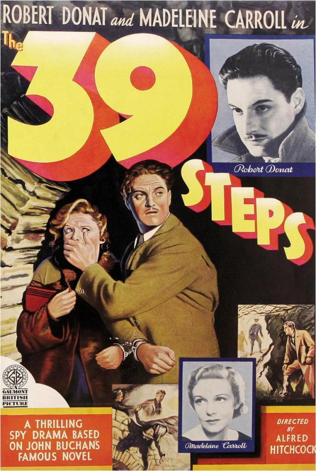 39Steps_Poster