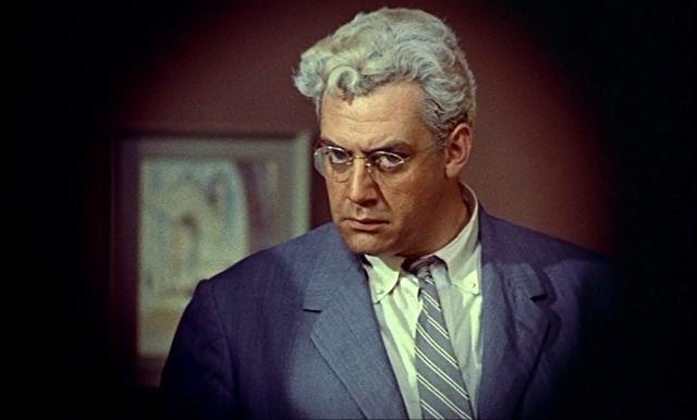 So not Perry Mason!