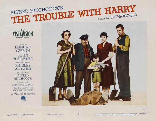 troublewithharry_poster