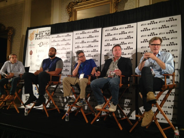 """""""Sporting the Screenplay"""" panel!"""