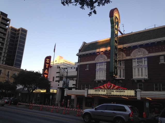 The Paramount and the State Theatres!