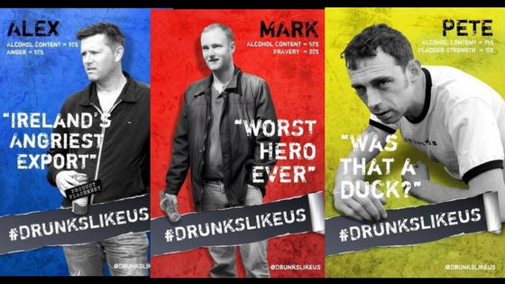 three-drunks