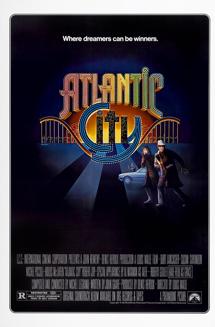 my review of �atlantic city� 1980 i found it at the movies