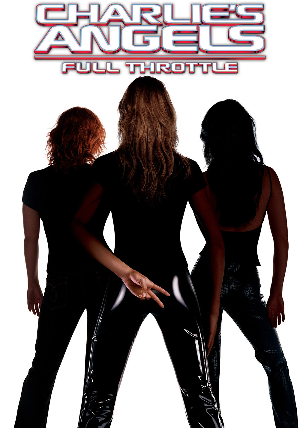 My Review Of Charlie S Angels Full Throttle 2003 I Found It At The Movies